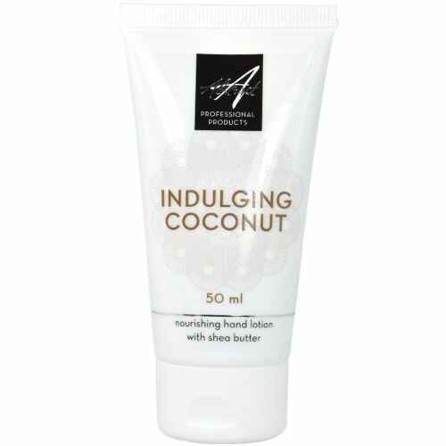 Abstract Hand & Body Lotion Indulging Coconut 50 ml
