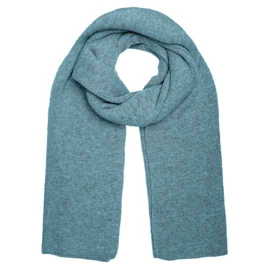 Sjaal knitted blauw