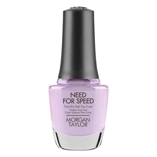 Morgan Taylor Need For Speed topcoat 15 ml