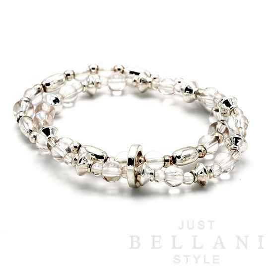 Just Bellani Style armband BR00077-S