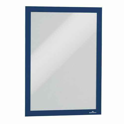 Durable Duraframe Magnetic A4 donkerblauw