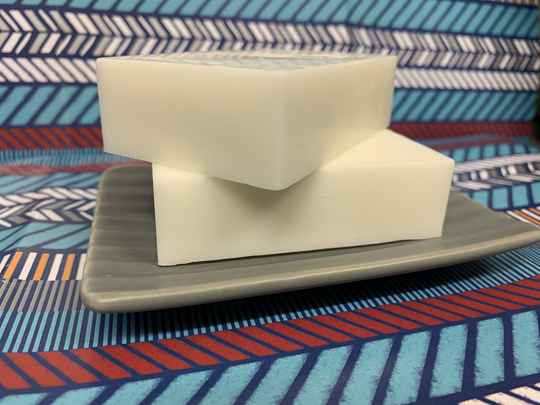 Plain Sailing - Natural Unscented Goats Milk 105g - Handcrafted
