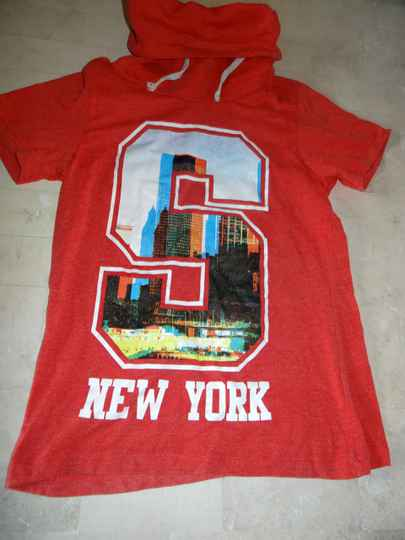 Roodshirt New York