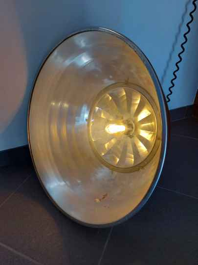 Industrial lamp- perfect working order