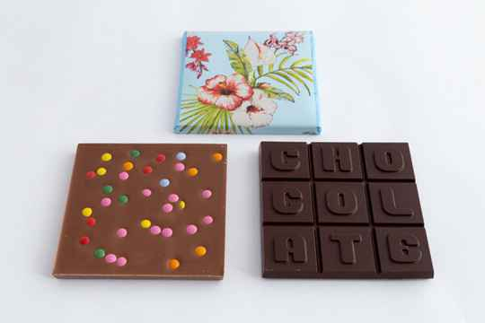 chocolade tablet  CHOCOLATE (75g)