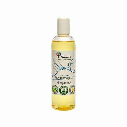 Verana Antivirale Massageolie Bergamot 250ML