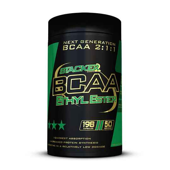 Stacker2 - BCAA Ethyl Ester