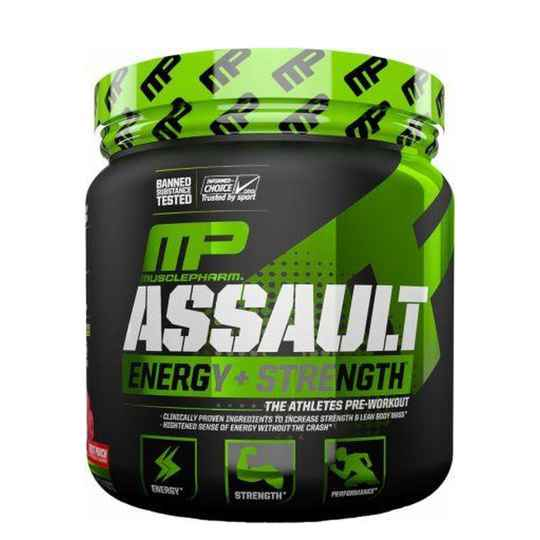 MusclePharm - Assault Sport 30 serv