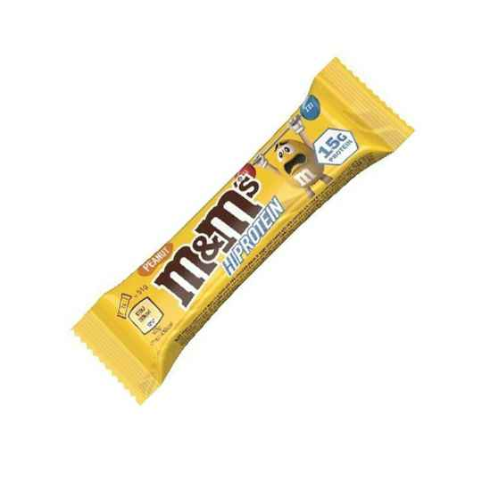 M&M's HiProtein Peanut Bar