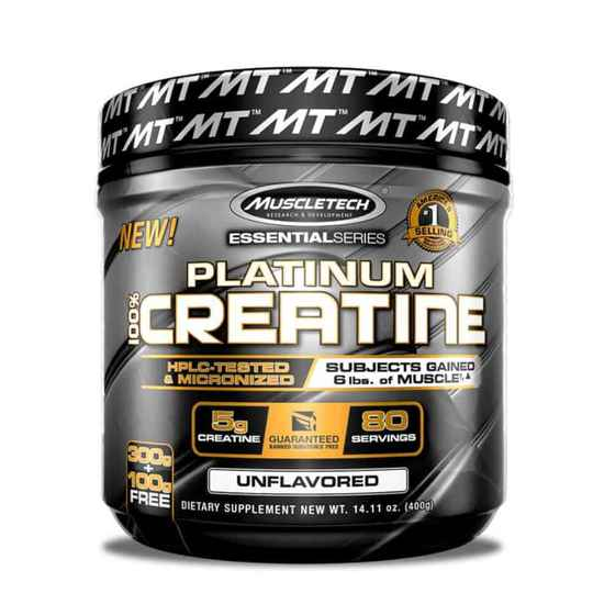 MuscleTech - Platinum Creatine 400g