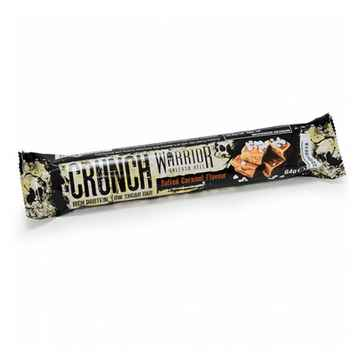 Warrior Crunch Salted Caramel Bar