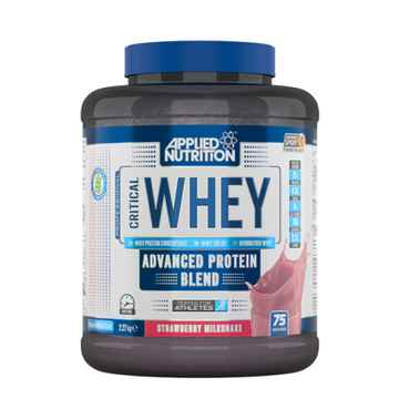 Applied Nutrition - Critical Whey 2.27kg
