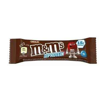 M&M's HiProtein Chocolate Bar
