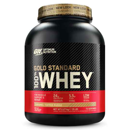 ON Gold standard 100% whey 2270g