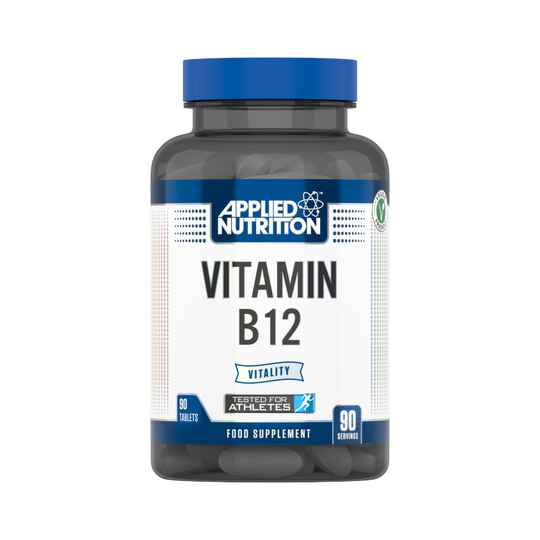 Applied Nutrition - Vitamin B12 90 Veggie Tabletten