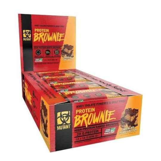 Mutant Brownie Chocolate Peanut Butter