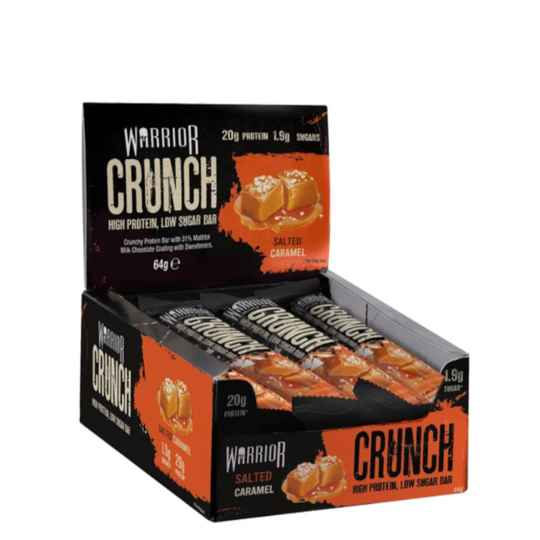 Warrior - Crunch Salted Caramel