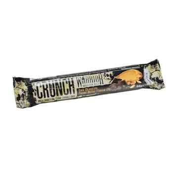 Warrior Crunch Dark Chocolate Peanut Bar