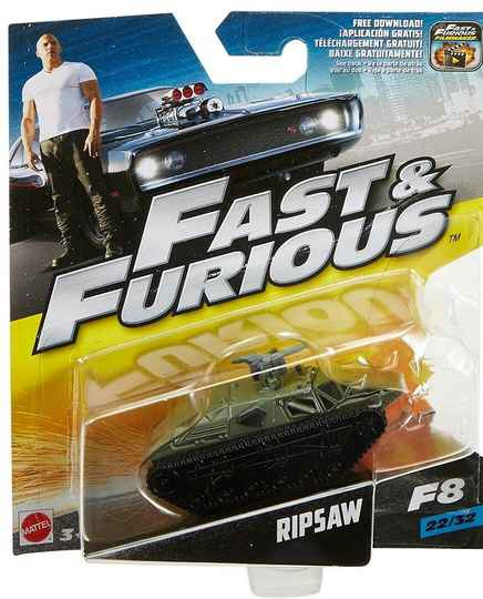 Fast & Furious 8 Ripsaw