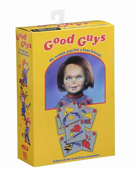 Ultimate Chucky (Child's Play) Action Figure