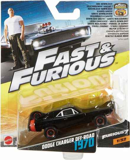 Fast & Furious 7 1970 Dodge Charger OFF-ROAD