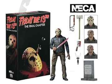 Friday the 13th - Part 4 Final Chapter Ultimate Jason Voorhees