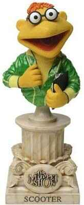 Muppets Scooter Bust