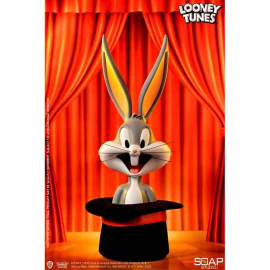 Looney Tunes: Bugs Bunny Top Hat Bust