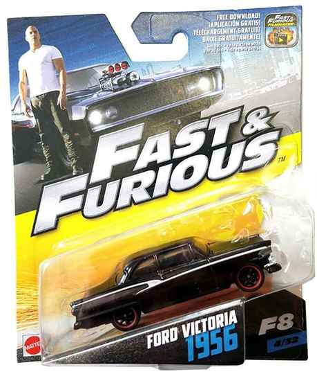 Fast & Furious 8 1956 Ford Victoria
