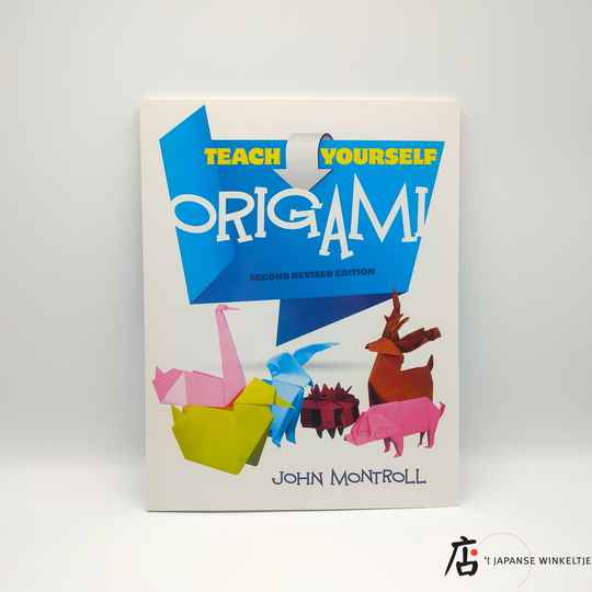 Teach Yourself Origami – (2nd Revised Edition)