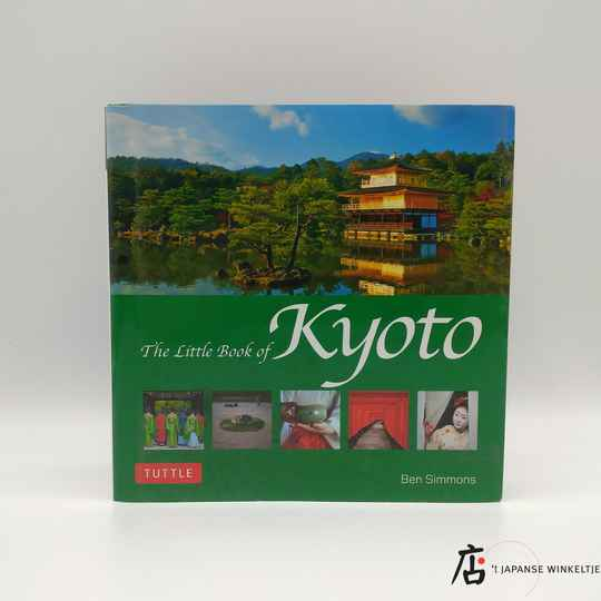The Little Book of Kyoto - Ben Simmons