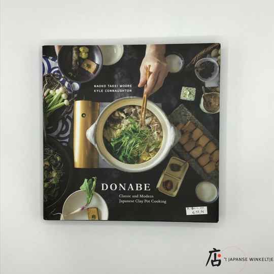 Donabe, Classic and Modern Japanese Clay Pot Cooking