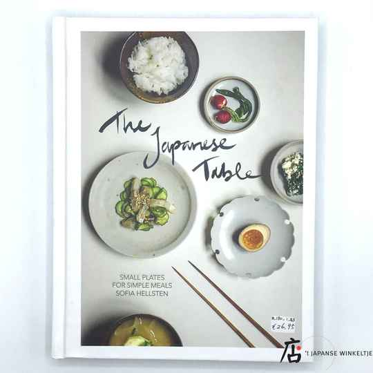 The Japanese Table, Small Plates for Simple Meals