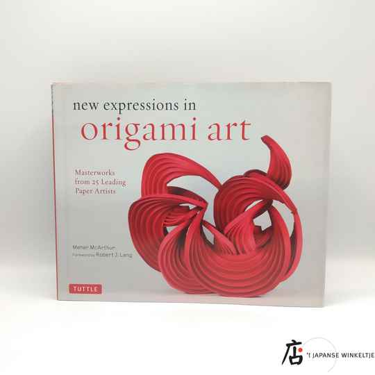 New Expressions in Origami Art - Meher McArthur