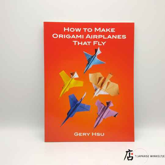 How to Make Origami Airplanes that Fly - Gery Hsu
