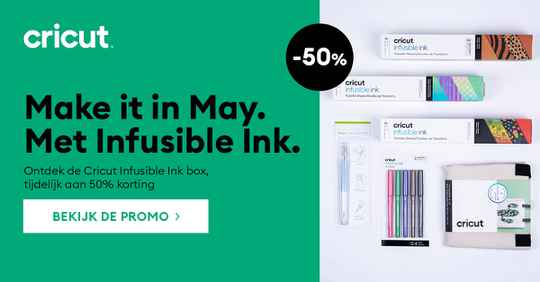 (limited!) #MakeItInMay Infusible Ink Box