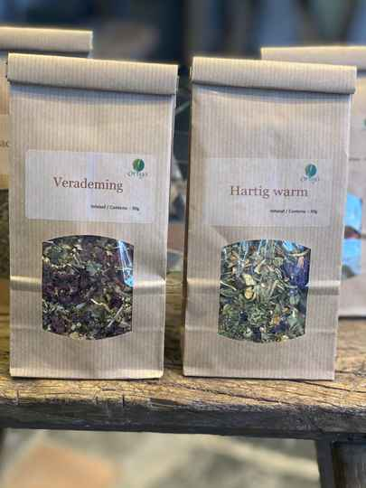 Thee : tisane Verademing