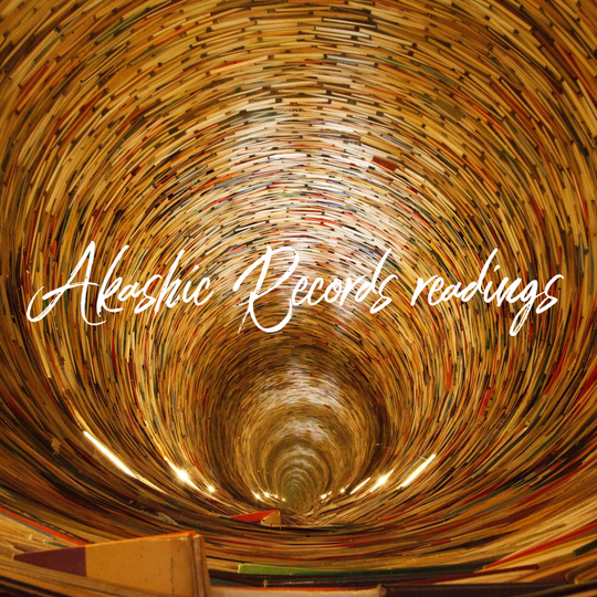 Remote Akashic Record Reading- Partial Report