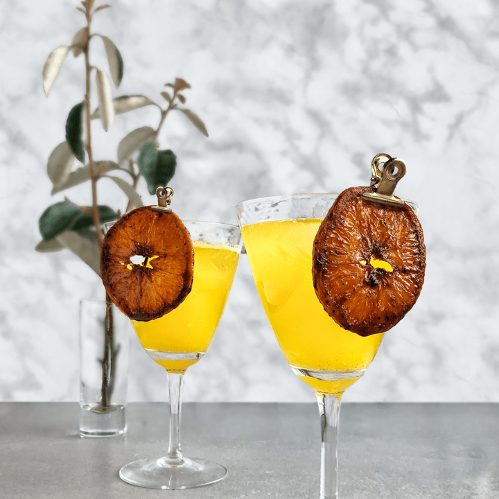 Spiced up honey cocktail