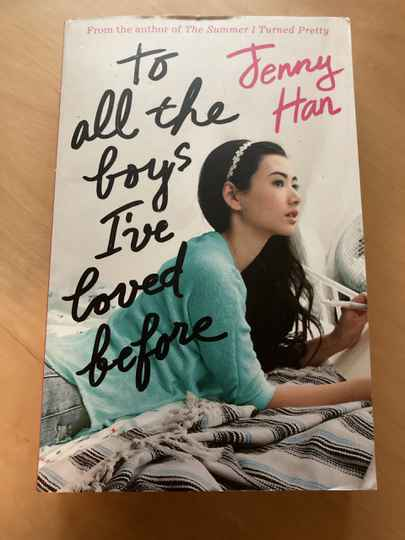Jenny Han - To all the boys I've loved before (Engels)