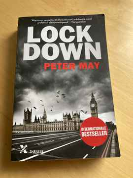 Peter May - Lockdown