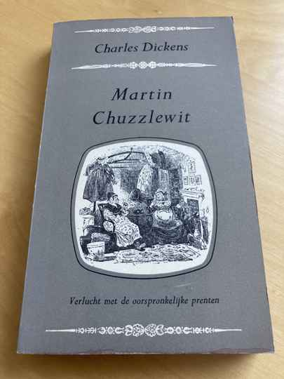 Charles Dickens - Martin Chuzzlewit II