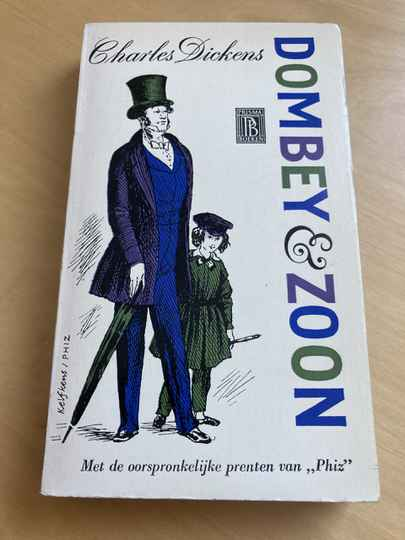 Charles Dickens - Dombey & Zoon I
