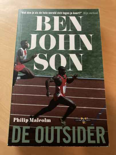 Philip Malcolm - Ben Johnson (De outsider)