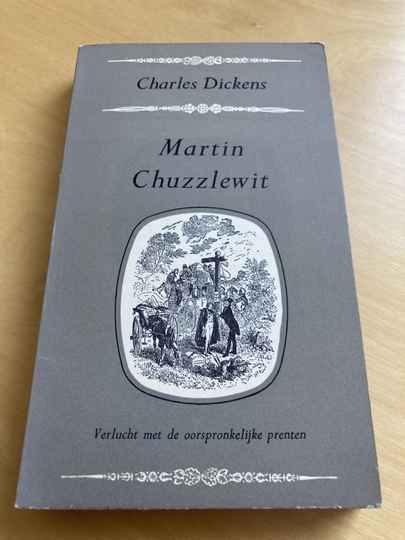 Charles Dickens - Martin Chuzzlewit I