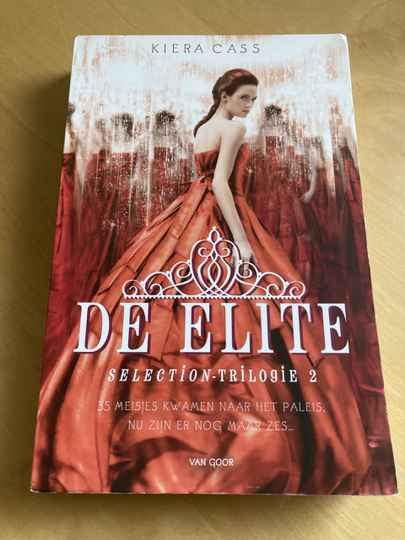 Kiera Cass - De elite (Selection trilogie 2)