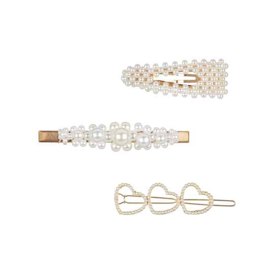Pearly Queen Clips
