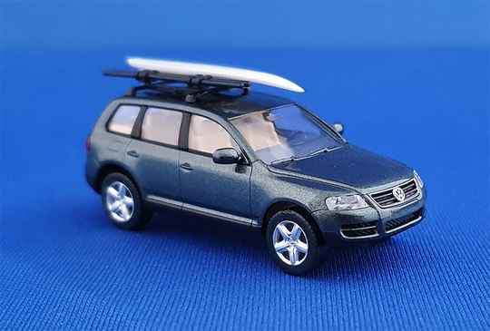 Wiking - VW Touareg met surfplank - (1621)