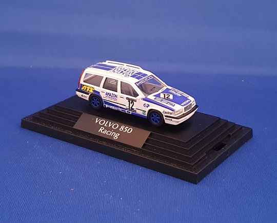 "Wiking 2640235 - Volvo 850 - Racing ""Amazon"" (1633)"