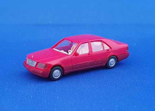 Wiking 15801 - Mercedes-Benz - 500 SEL (1520)
